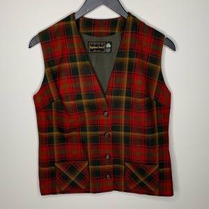 1970's Vintage Highland Queen Vest